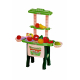 Stand fructe si legume, muzical, 31 piese, inaltime 64 cm
